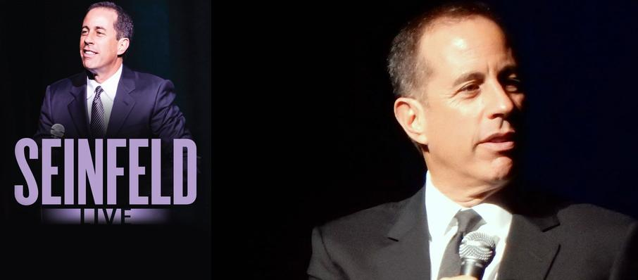 Jerry Seinfeld at Procter and Gamble Hall