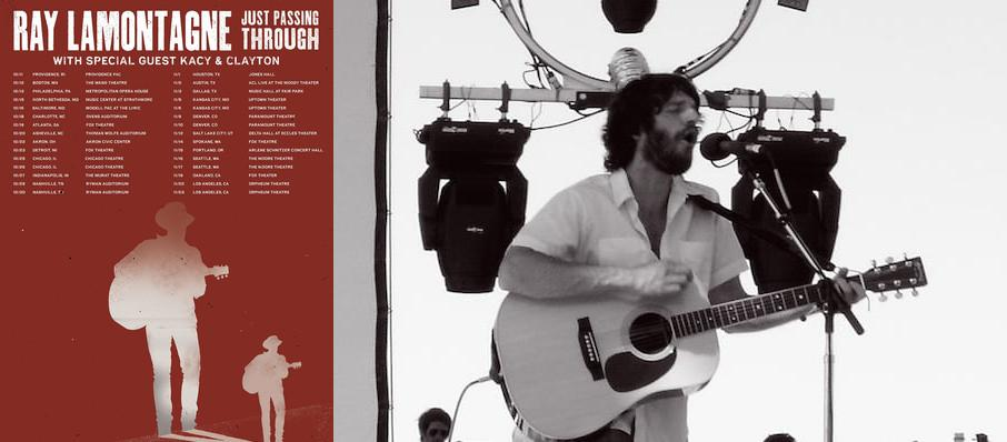 Ray LaMontagne at Taft Theatre