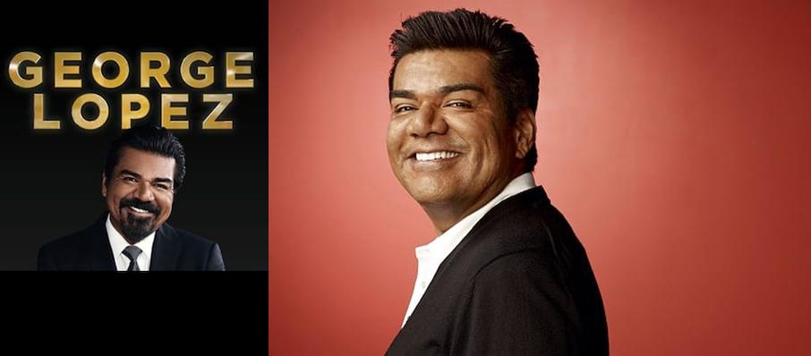 George Lopez at Taft Theatre