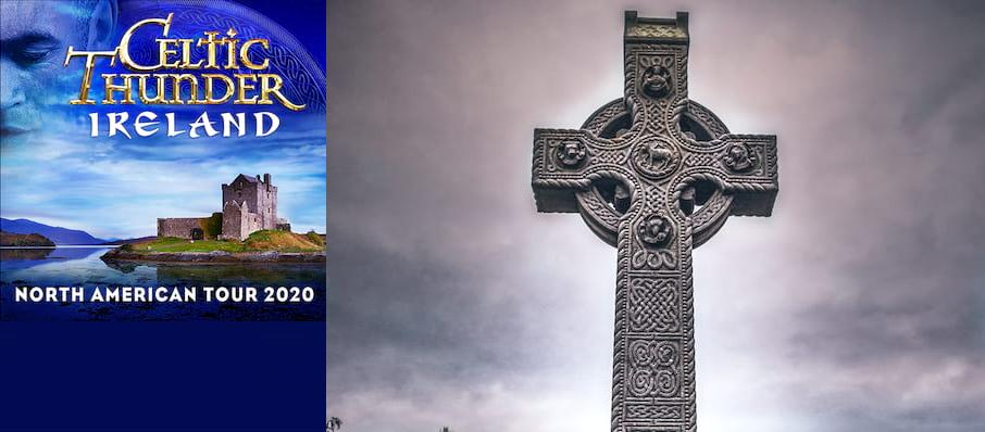 Celtic Thunder at Taft Theatre