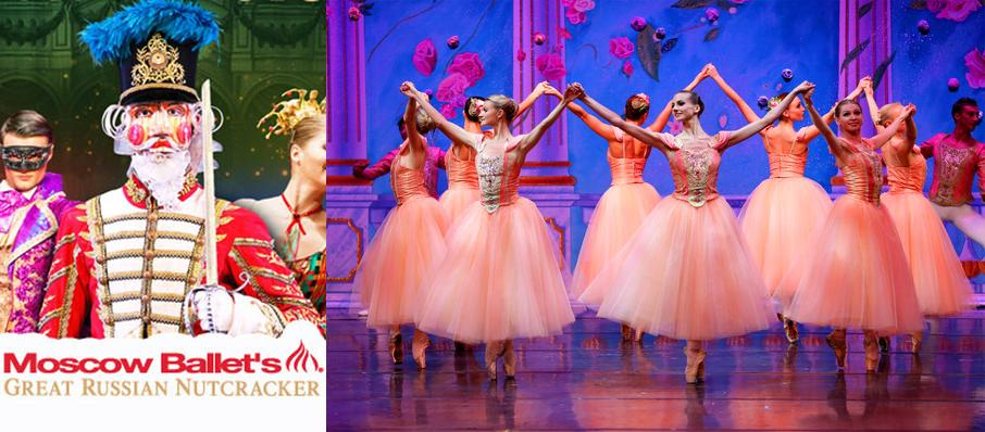 Moscow Ballet's Great Russian Nutcracker at Paramount Arts Center
