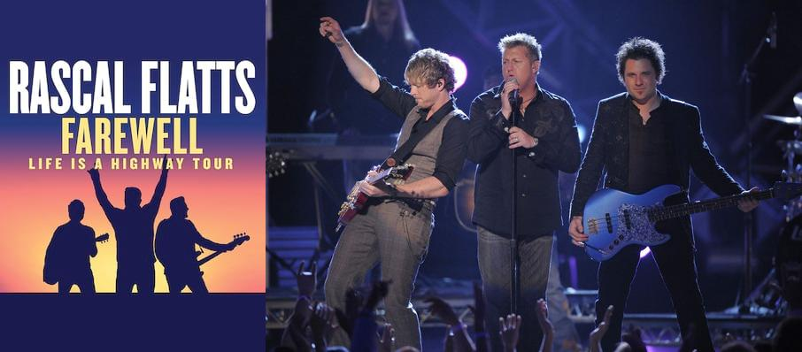 Rascal Flatts at Riverbend Music Center