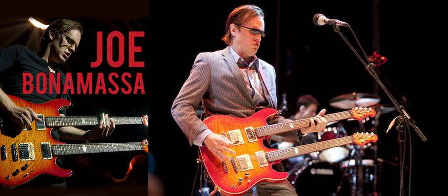 Joe Bonamassa at Taft Theatre