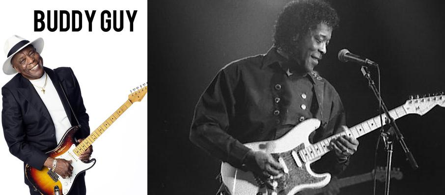Buddy Guy at Paramount Arts Center