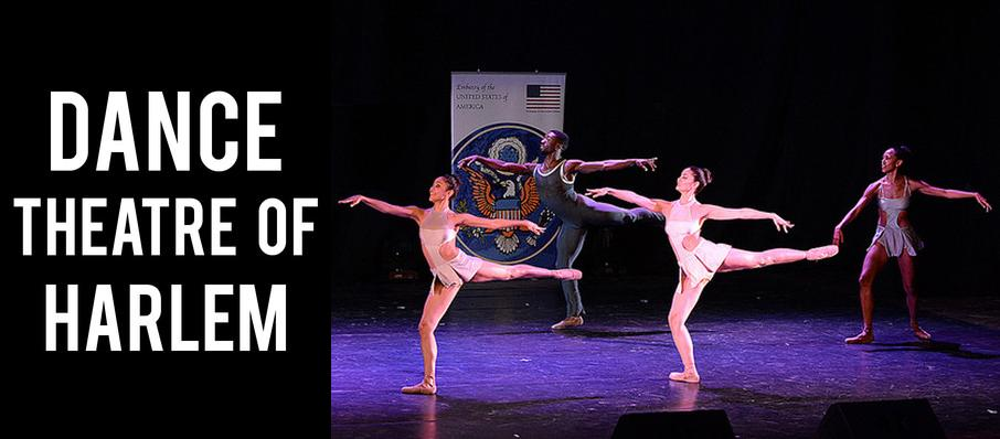Dance Theatre of Harlem at Procter and Gamble Hall