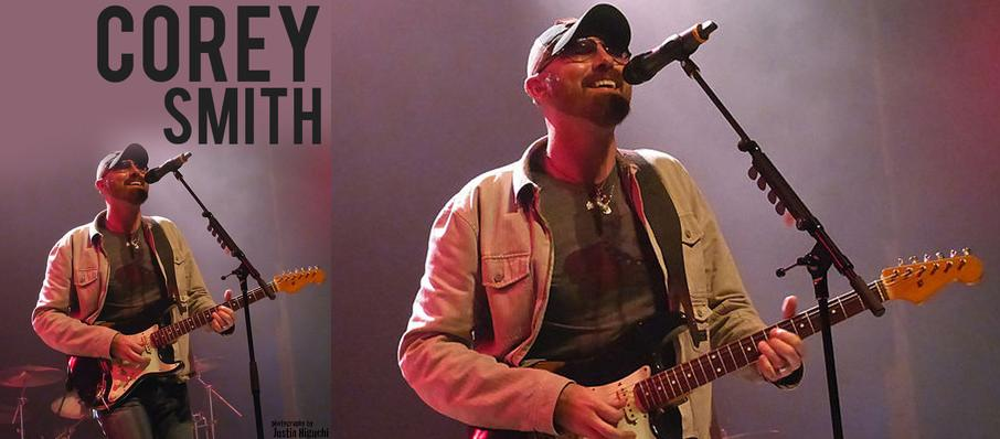 Corey Smith at Live at the Ludlow Garage