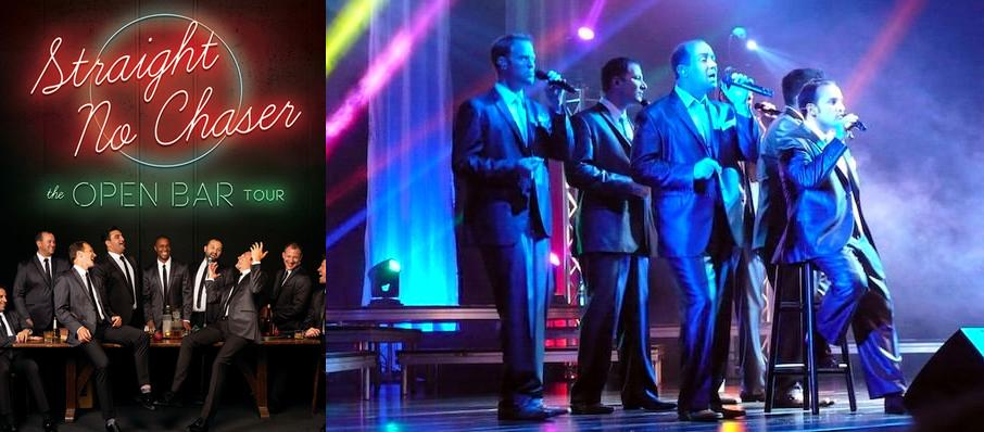 Straight No Chaser at Procter and Gamble Hall