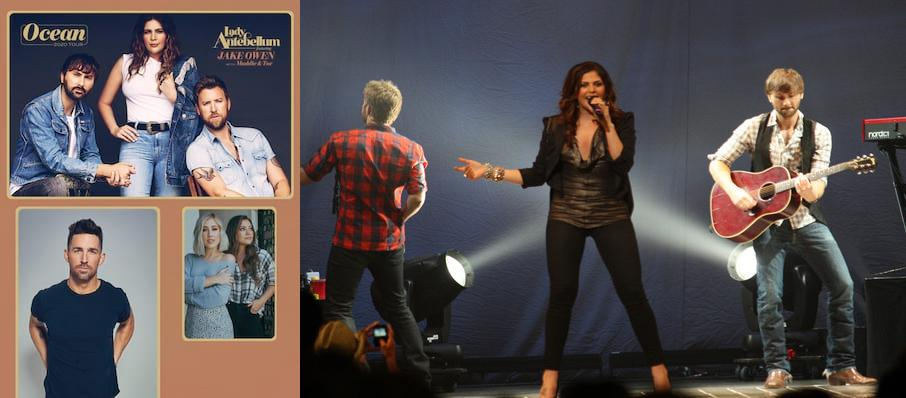Lady Antebellum at Riverbend Music Center