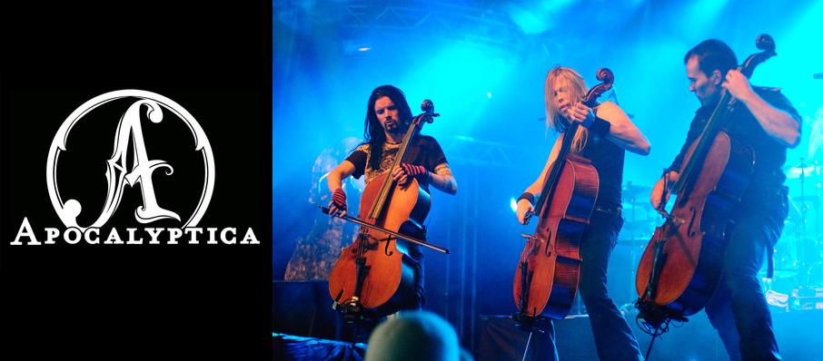 Apocalyptica at Taft Theatre