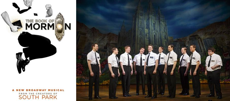 The Book of Mormon at Procter and Gamble Hall
