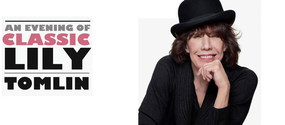 Lily Tomlin at Taft Theatre