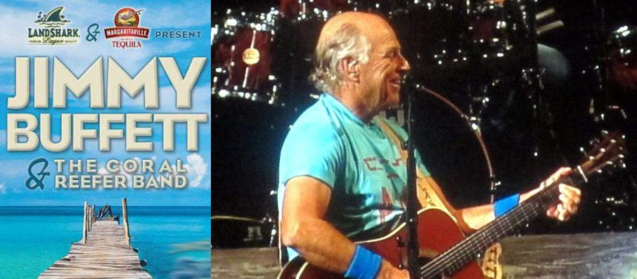 Jimmy Buffett at Riverbend Music Center