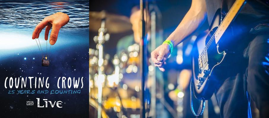 Counting Crows at Riverbend Music Center