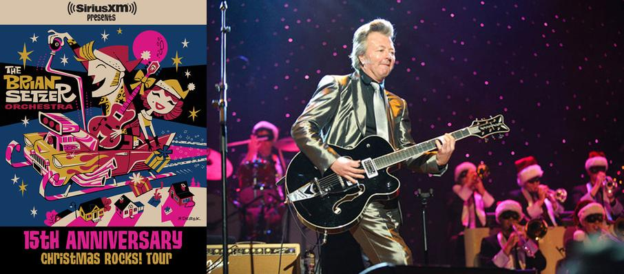 Brian Setzer Orchestra: Christmas Rocks at Taft Theatre