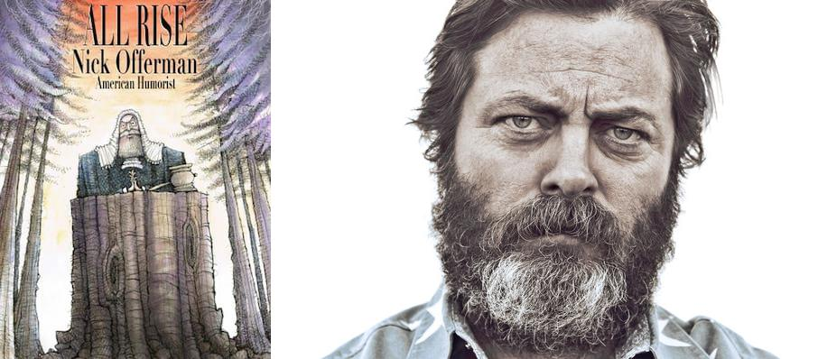 Nick Offerman at Taft Theatre