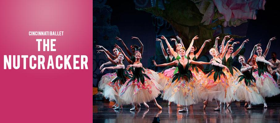 Cincinnati Ballet - The Nutcracker at Cincinnati Music Hall