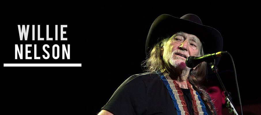 Willie Nelson at PNC Pavilion