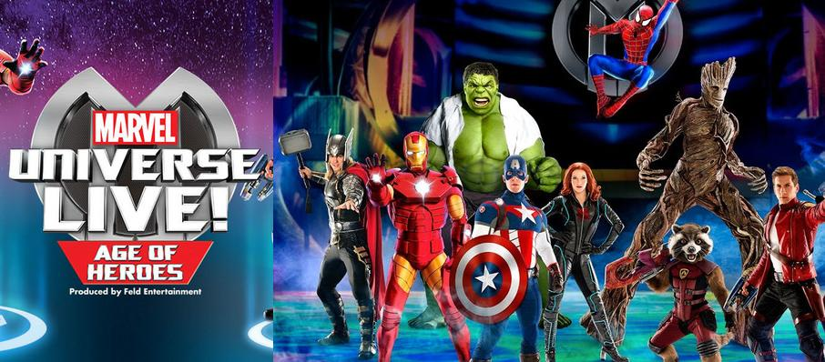 Marvel Universe Live! at US Bank Arena