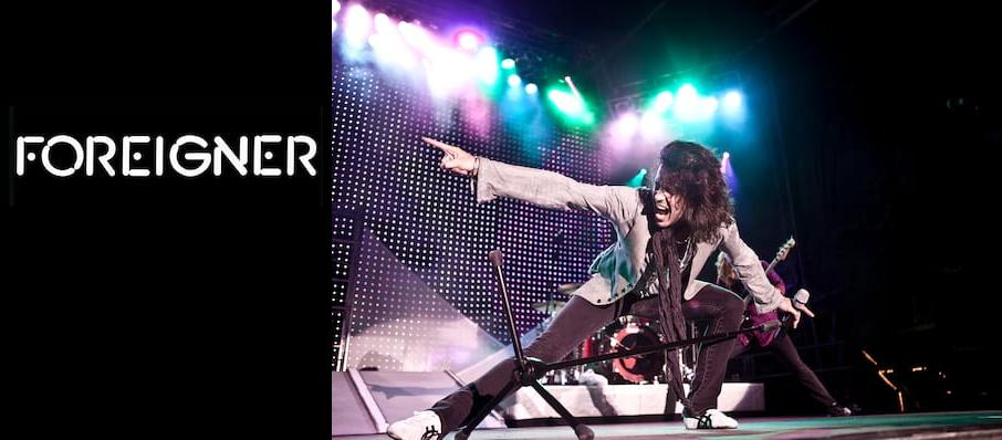 Foreigner at Riverbend Music Center