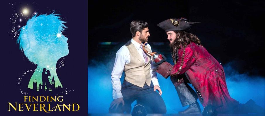 Finding Neverland at Procter and Gamble Hall