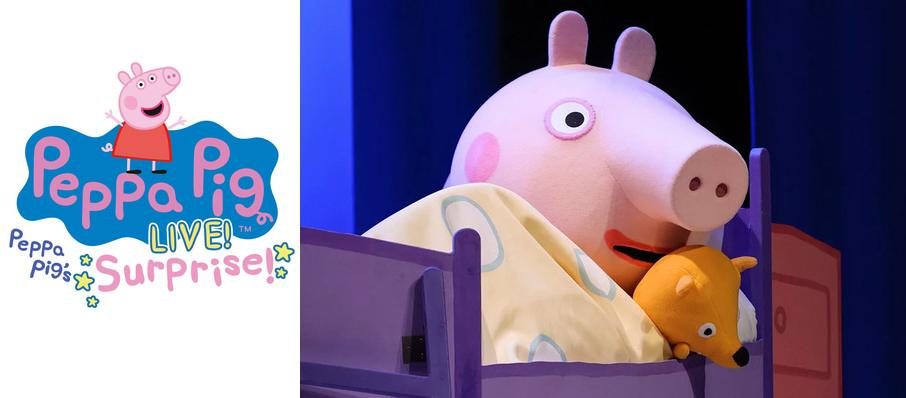 Peppa Pig's Big Splash at Taft Theatre