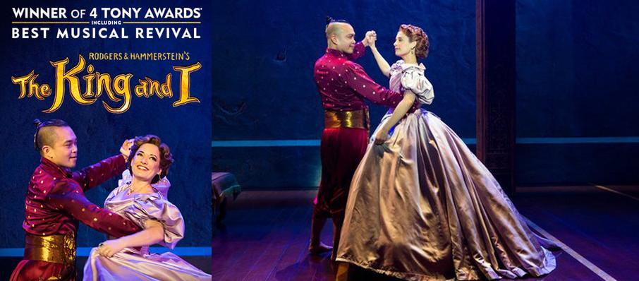 Rodgers & Hammerstein's The King and I at Procter and Gamble Hall