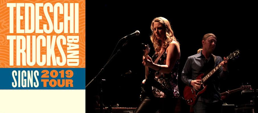 Tedeschi Trucks Band at PNC Pavilion