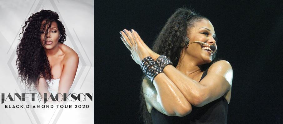 Janet Jackson at Riverbend Music Center