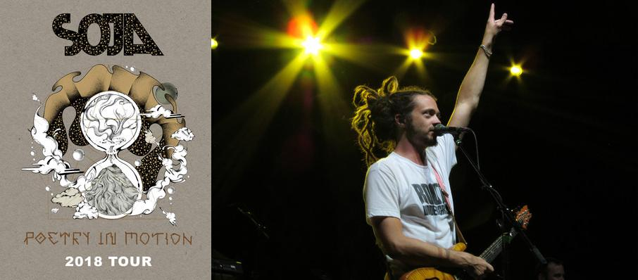 Soja at Bogarts