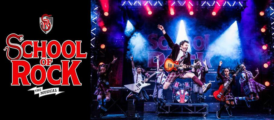 School of Rock at Procter and Gamble Hall
