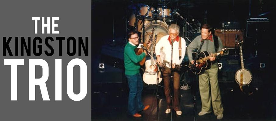 The Kingston Trio at Cincinnati Memorial Hall