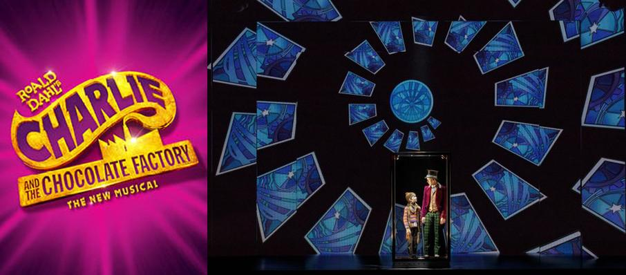 Charlie and the Chocolate Factory at Procter and Gamble Hall