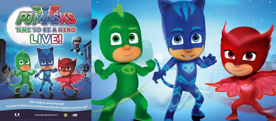 PJ Masks Live! Time To Be A Hero at Taft Theatre