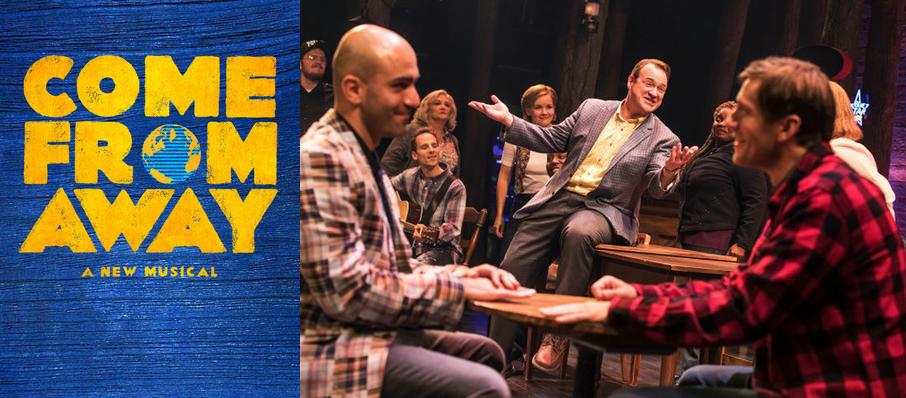 Come From Away at Procter and Gamble Hall