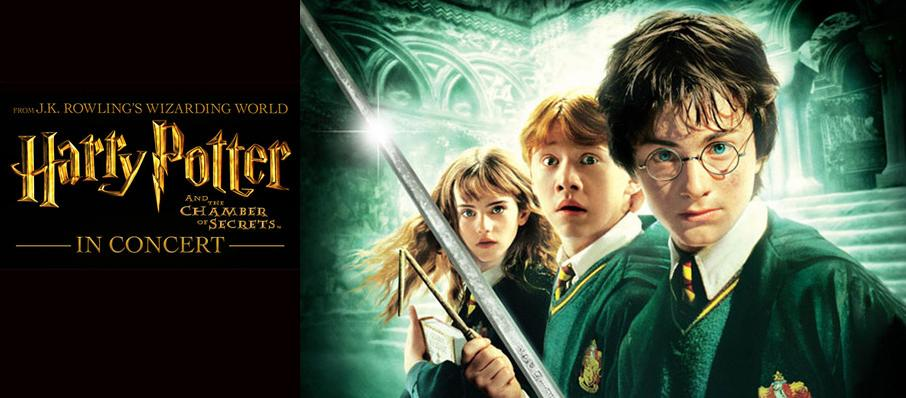 Film Concert Series - Harry Potter and The Chamber of Secrets at Cincinnati Music Hall