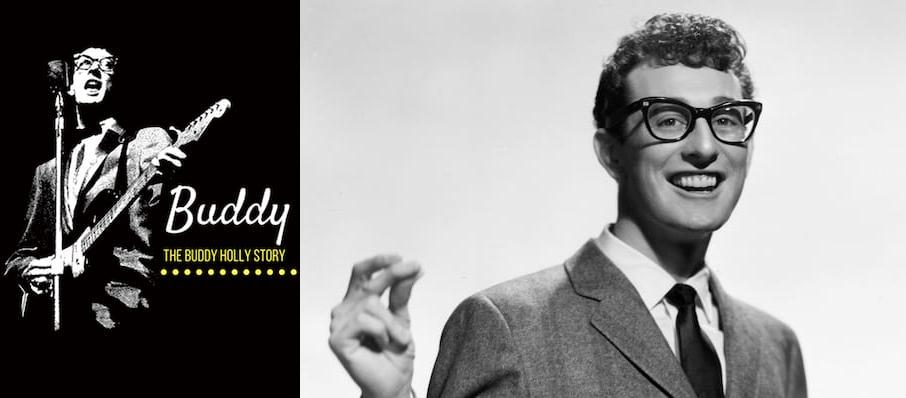 The Buddy Holly Story at Marx Theatre