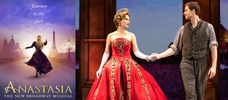 Anastasia at Procter and Gamble Hall