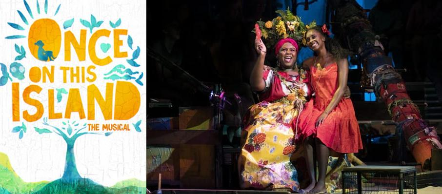 Once On This Island at Marx Theatre
