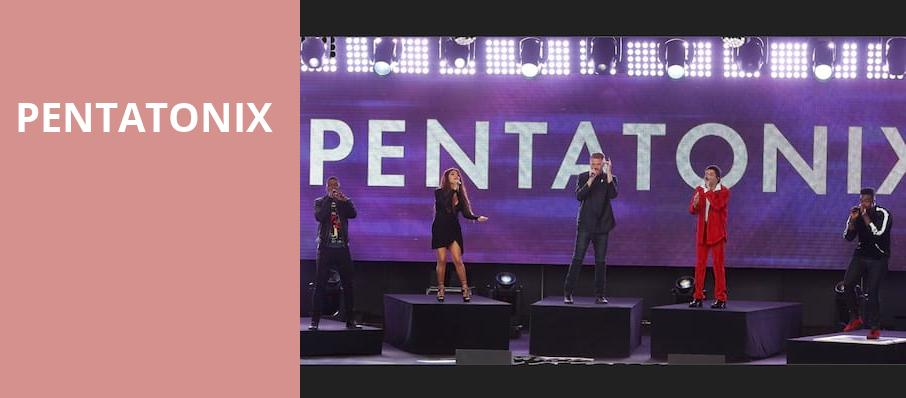 Pentatonix, Riverbend Music Center, Cincinnati