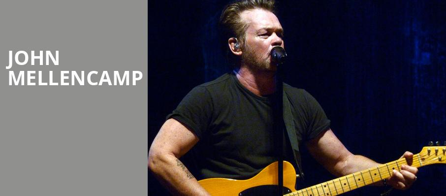 John Mellencamp, Procter and Gamble Hall, Cincinnati