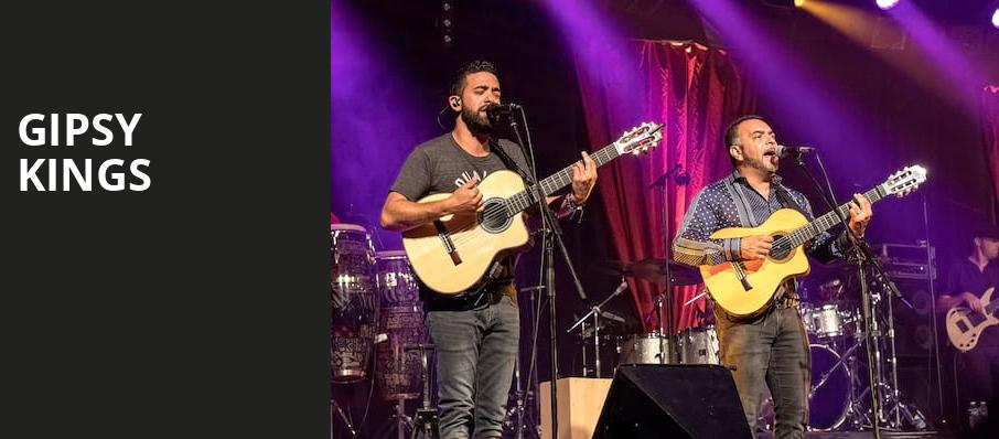 Gipsy Kings, Taft Theatre, Cincinnati