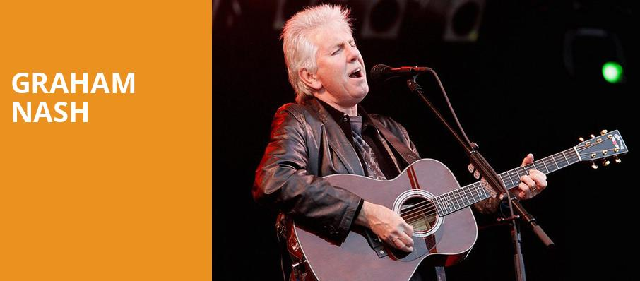 Graham Nash, Cincinnati Memorial Hall, Cincinnati
