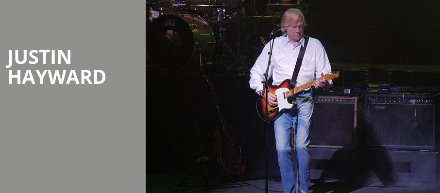 Justin Hayward, Live at the Ludlow Garage, Cincinnati