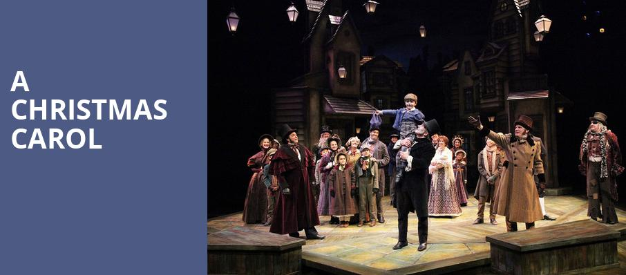 a christmas carol marx theatre cincinnati - Broadway Christmas Shows
