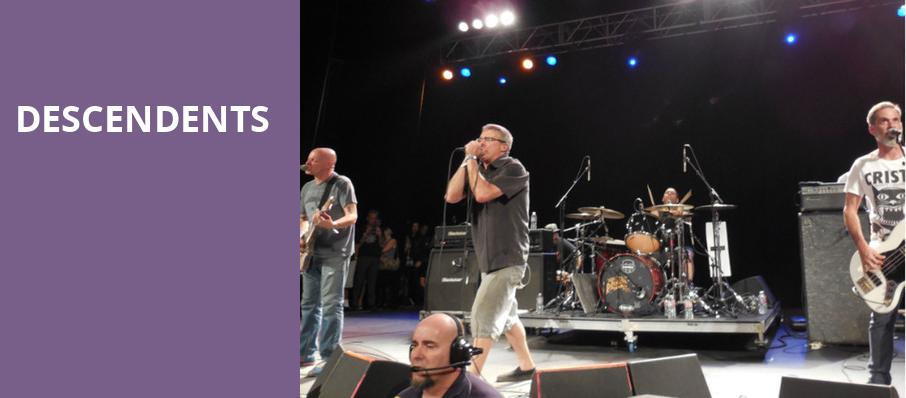 Descendents, Bogarts, Cincinnati