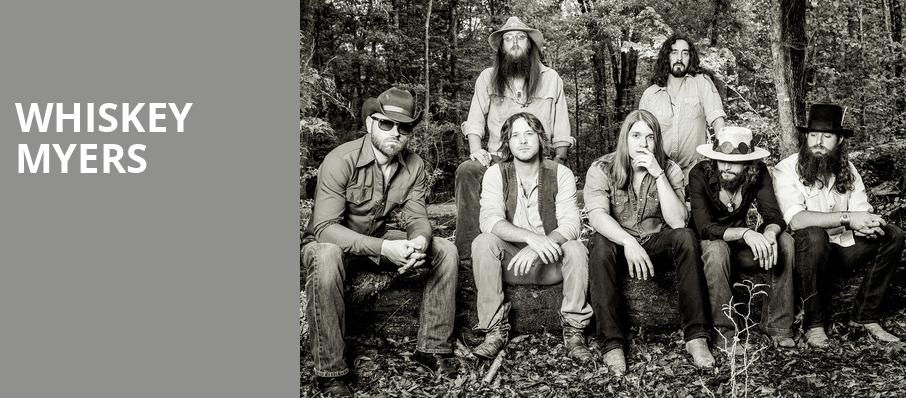 Whiskey Myers, Taft Theatre, Cincinnati