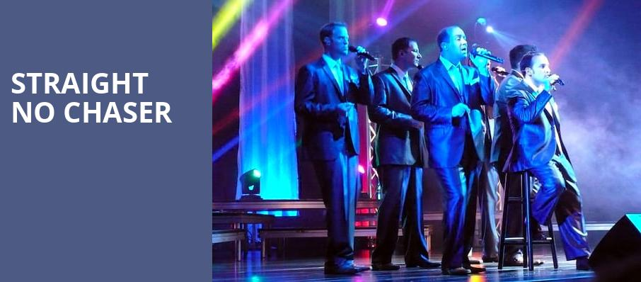 Straight No Chaser, Procter and Gamble Hall, Cincinnati