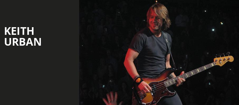 Keith Urban, Riverbend Music Center, Cincinnati