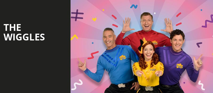The Wiggles, Procter and Gamble Hall, Cincinnati