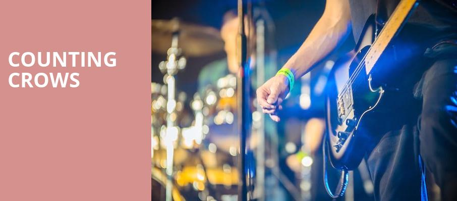 Counting Crows, Riverbend Music Center, Cincinnati